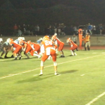 Valhalla High School Varsity Football beat Granite Hills 37-7