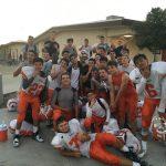 Valhalla High School Freshman Football beat Mount Miguel High School 41-7
