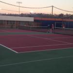 Valhalla High School Girls Varsity Tennis beat Grossmont High School 12-6