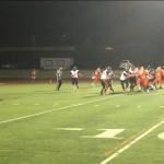 Valhalla High School Varsity Football beat Mount Miguel High School 34-7