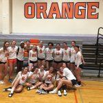 Valhalla High School Girls Varsity Volleyball beat TBA – Var. SD Fall Classic 2-1