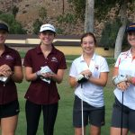 Valhalla High School Girls Varsity Golf beat Steele Canyon High School 228-266