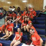 Valhalla High School Girls Varsity Volleyball falls to Bonita Vista High School 3-0