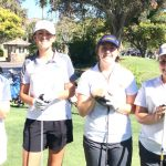 Valhalla High School Girls Varsity Golf beat West Hills High School 246-251