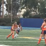 Valhalla High School Girls Varsity Field Hockey falls to Mission Bay High School 8-0
