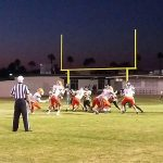 Valhalla High School Junior Varsity Football beat Mar Vista High School 35-0