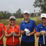 Valhalla High School Girls Varsity Golf falls to West Hills High School 238-239