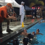 Valhalla High School Boys Varsity Water Polo beat La Costa Canyon High School 13-11