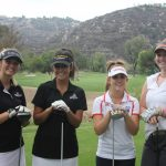 Valhalla High School Girls Varsity Golf beat El Capitan High School 234-268