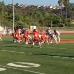 Valhalla High School Junior Varsity Football ties Patrick Henry High School 20-20