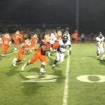 Valhalla High School Varsity Football beat Patrick Henry High School 57-0
