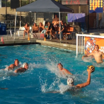 Valhalla High School Boys Varsity Water Polo beat Serra High School 19-4
