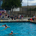 Valhalla High School Boys Junior Varsity Water Polo beat Santana High School 7-2