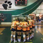 Valhalla High School Girls Junior Varsity Volleyball falls to Helix High School 2-0