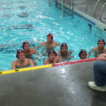 Valhalla High School Boys Varsity Water Polo beat South Eugene High School 13-5
