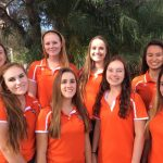 League Champions – Girls Golf