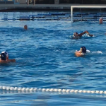 Valhalla High School Boys Varsity Water Polo beat Granite Hills 11-7