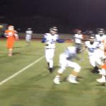 Valhalla High School Varsity Football beat West Hills High School 34-0