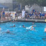 Valhalla High School Boys Varsity Water Polo falls to Grossmont High School 12-8