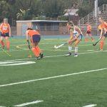 Valhalla High School Girls Varsity Field Hockey falls to Granite Hills 2-0