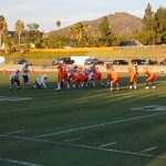 Valhalla High School Freshman Football beat Grossmont High School 46-29