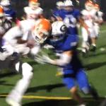 Valhalla High School Varsity Football falls to Grossmont High School 48-13