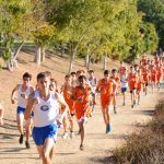 Valhalla High School Boys Junior Varsity Cross Country beat Grossmont High School 19-56