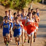 Valhalla High School Boys Varsity Cross Country beat Grossmont High School 26-30