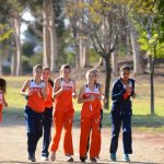 Valhalla High School Girls Varsity Cross Country beat Grossmont High School 23-32