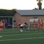 Valhalla High School Girls Varsity Field Hockey falls to Helix High School 7-0