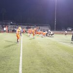 Valhalla High School Freshman Football beat El Capitan High School 50-12