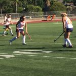 Valhalla High School Girls Varsity Field Hockey falls to Mission Bay High School 3-0