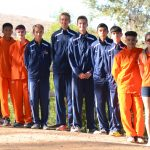 Valhalla High School Boys Varsity Cross Country finishes 6th place