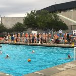 Valhalla High School Boys Varsity Water Polo beat Santa Fe Christian – SD Open 14-3