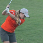 Valhalla High School Girls Varsity Golf falls to El Camino High School 225-232