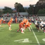 Valhalla High School Junior Varsity Football beat Steele Canyon High School 17-14