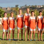 Valhalla High School Boys Varsity Cross Country beat Helix High School 15-50