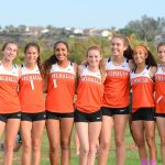 Valhalla High School Girls Varsity Cross Country beat Helix High School 17-44