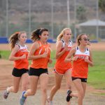 Valhalla High School Girls Junior Varsity Cross Country beat Helix High School 15-89