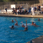 Valhalla High School Boys Junior Varsity Water Polo beat Granite Hills 6-3