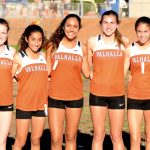 Valhalla High School Girls Varsity Cross Country beat West Hills High School 22-34
