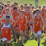 Valhalla High School Boys Junior Varsity Cross Country beat West Hills High School 25-54