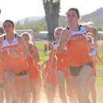 Valhalla High School Girls Junior Varsity Cross Country beat West Hills High School 15-50