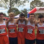 Valhalla High School Boys Varsity Cross Country finishes 11th place