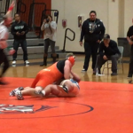 Valhalla High School Boys Junior Varsity Wrestling falls to Olympian High School 60-21