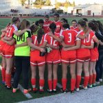 Valhalla High School Girls Varsity Soccer ties Rancho Buena Vista High School 1-1
