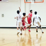 Valhalla High School Boys Varsity Basketball beat Castle Park 47-26