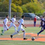 Valhalla High School Boys Varsity Soccer beat Southwest EC 1-0
