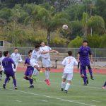 Valhalla High School Boys Junior Varsity Soccer falls to Saint Augustine High School 3-2