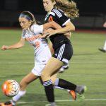 Valhalla High School Girls Varsity Soccer ties Escondido High School 0-0
